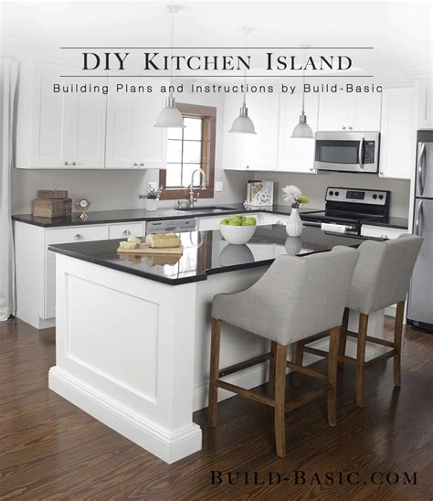 Building-Plans-For-An-Kitchen-Island