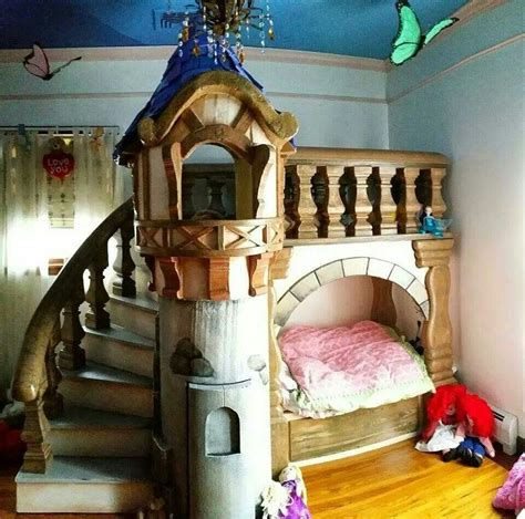 Building-Plans-For-Girls-Princess-Bed