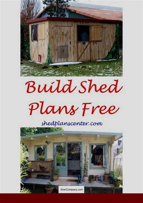 Building-Plans-For-Shed-500
