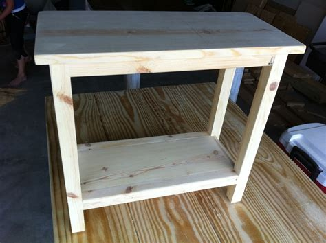 Building-Plans-For-Small-Side-Table