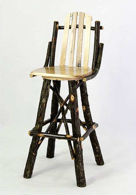 Building-Plans-For-Swiveling-Bar-Stools-With-Backs