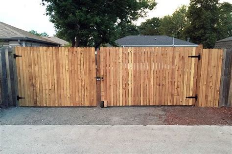 Building-Plans-For-Wooden-Driveway-Gate