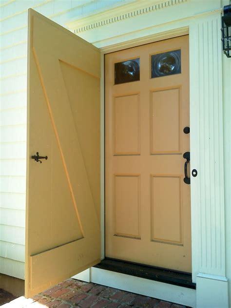 Building-Wooden-Storm-Door
