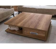 Best Building a 27 coffee table with storage