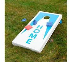 Best Building a cornhole board.aspx