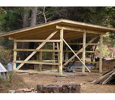 Best Building a shed roof
