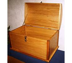Best Building a toy chest wood