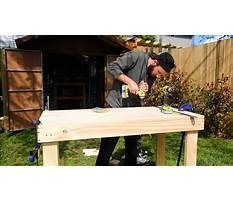 Best Building a workbench youtube