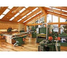 Best Building a workshop at home