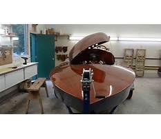 Best Building absolut a saucy little wooden race boat