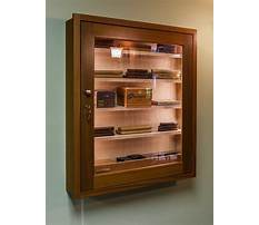 Best Building humidor cabinet