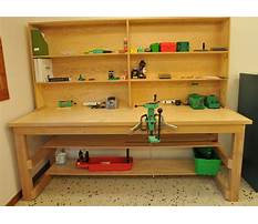Best Building reloading bench plans