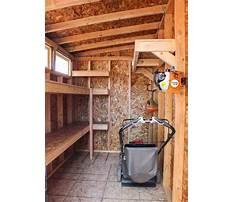 Best Building shelves for shed