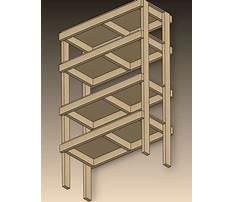 Best Building shelves plans