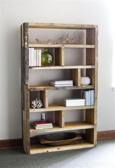 Built In Bookcase Plans Diy