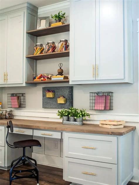 Built In Plans For Upper Shelves