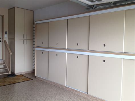 Built In Storage Cabinets For Garage