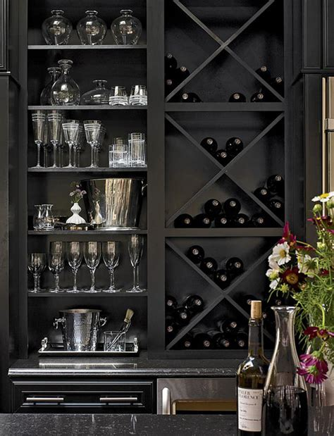 Built In Wine Rack Diy