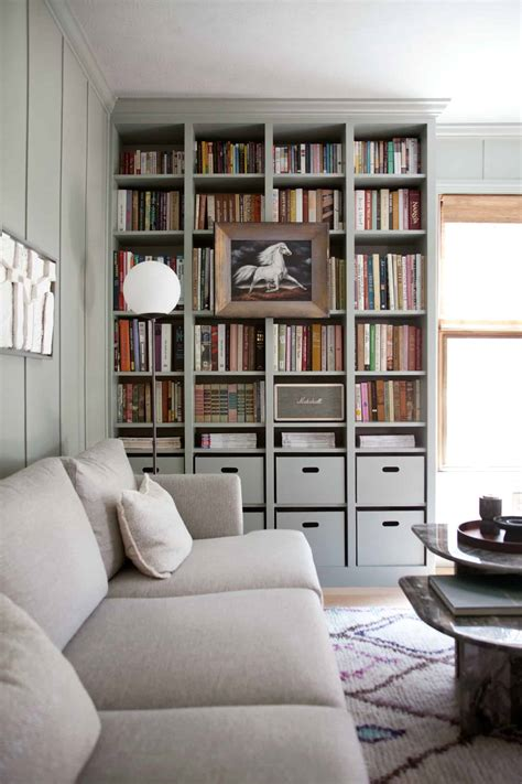 Built-In-Billy-Bookcase-Diy