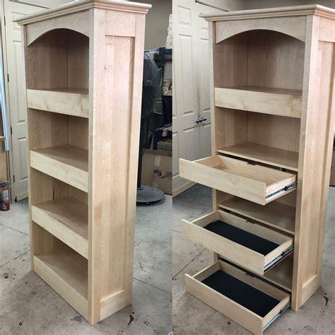 Built-In-Bookcase-Hidden-Compartment-Diy