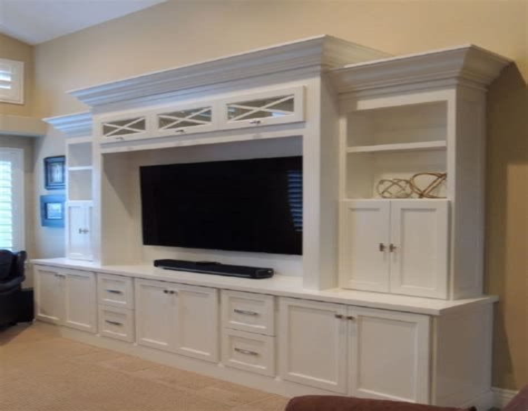 Built-In-Home-Entertainment-Center-Plans
