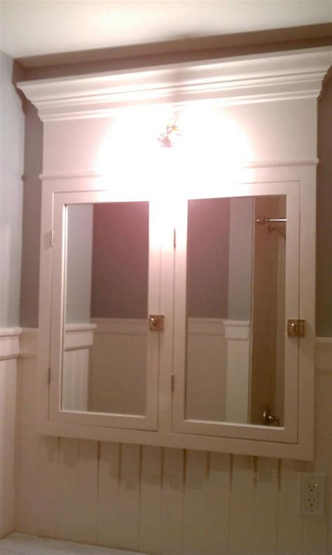Built-In-Medicine-Cabinet-Diy