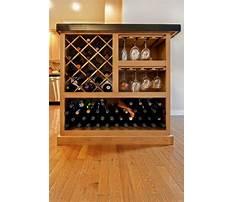Best Built in cabinet wine rack