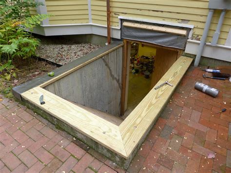 Bulkhead Door Building Plans