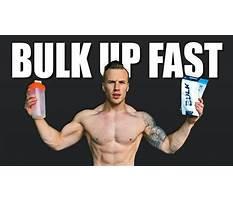 Best Bulking diet for skinny guys