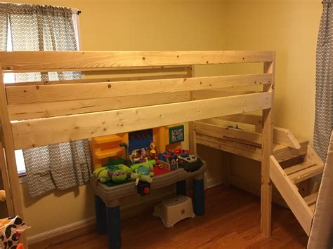 Bunk Bed Diy Ana White Chair