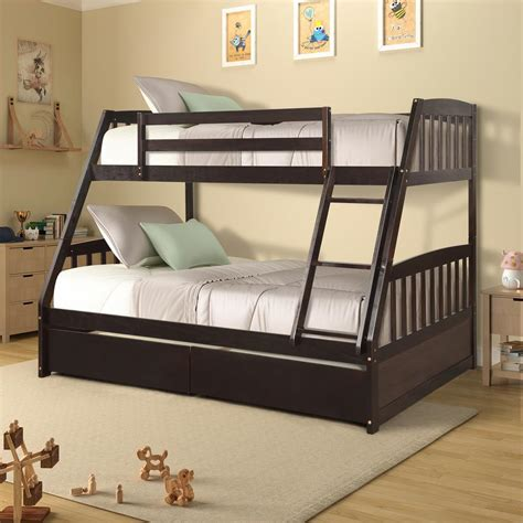 Bunk Bed Home Depot