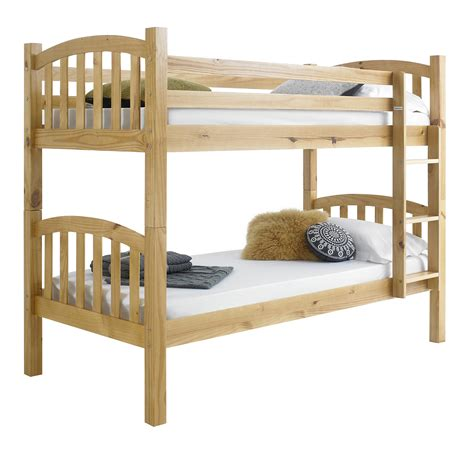 Bunk Bed Plans Wood