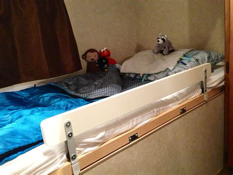 Bunk Bed Rails In An Rv Ikea