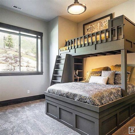 Bunk-Bed-Single-Over-Double-Plans