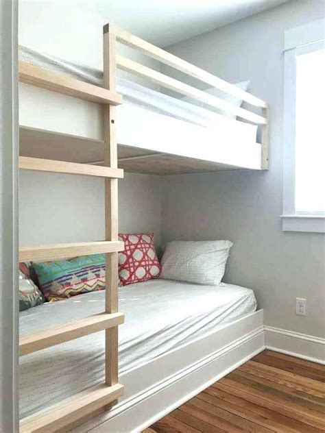Bunk-Bed-Wall-Bed-Plans