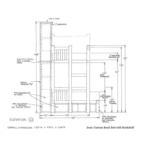 Bunked-Bed-Plan-Section
