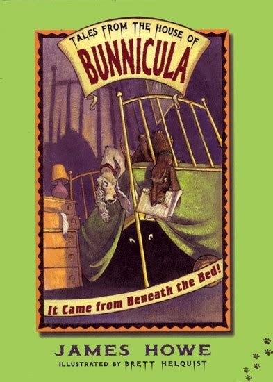 Bunnicula-It-Came-From-Beneath-The-Bed-Lesson-Plans