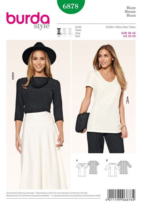 Burda Sewing Patterns Online