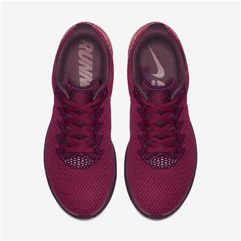 Burgundy Sneakers Womens Nike