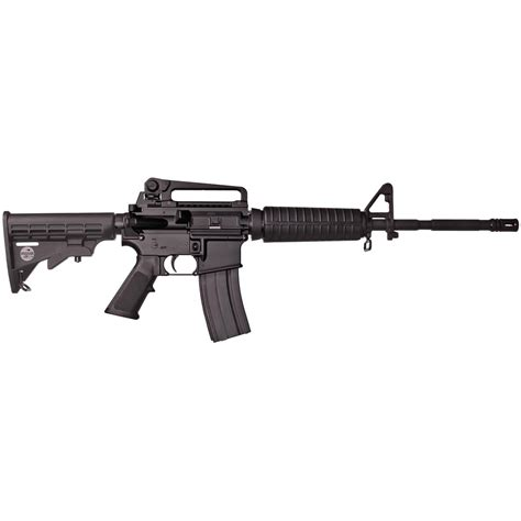 Bushmaster 223 Remington Superlight Carbine Semiautomatic Rifle And Remington 760 Synthetic Rifle Stocks