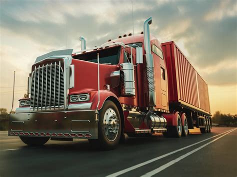 Business Loans For Trucking Companies
