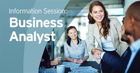 Business Analyst Study In Canada