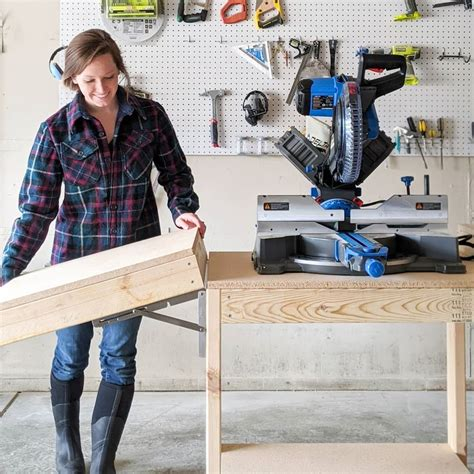 Busy Toddler Diy Table Saw Stand