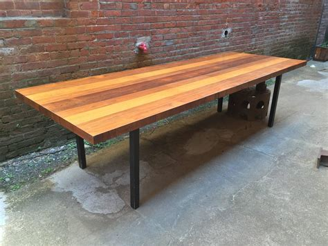 Butcher-Block-Dining-Room-Table-Plans