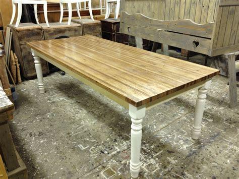 Butcher-Block-Dining-Table-Diy