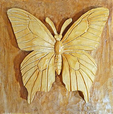Butterfly Wood Carving Patterns