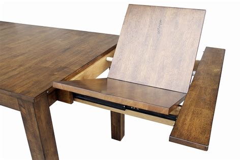 Butterfly extension dining table plans Image