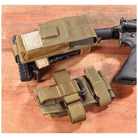 Buttstock Magazine Carrier And Fal Buttstock Spring Tool