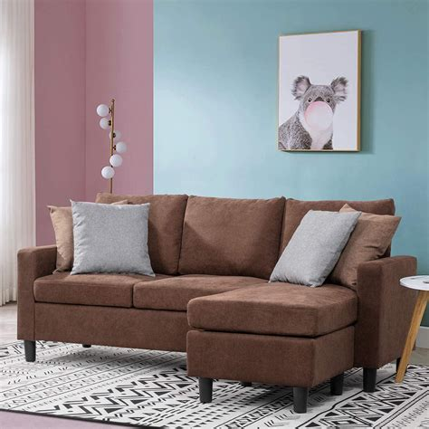 Buy Convertible Chaise Sofa