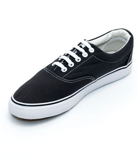 Buy Vans Black Sneakers